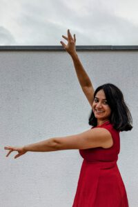Bollywood Trainerin Prerna Arora